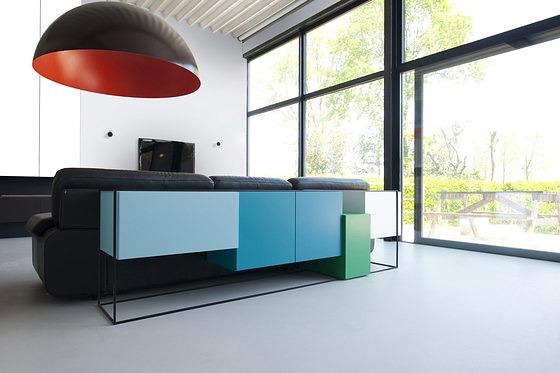 Koenraad Ruys Framed Sideboard