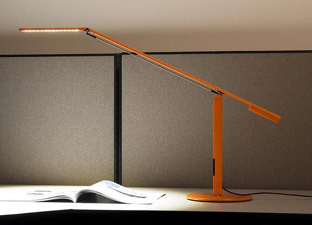 Lighting Equo LED Desk Lamp – Koncept Desk Lamp
