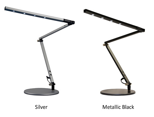 Lighting Zbar Mini High Power LED Desk Lamp – Koncept Desk Lamp