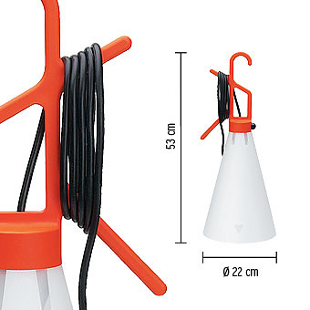 Konstantin Grcic May Day Lamp