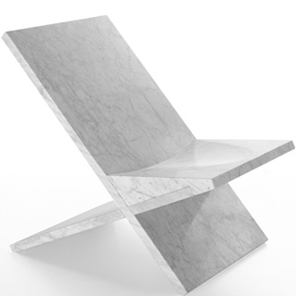 Konstantin Grcic Sultan Reclined Chair