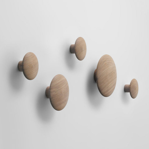 Lars Tornøe The Dots Coat Hooks