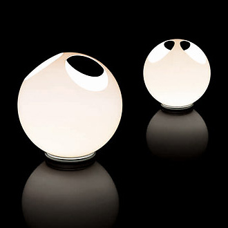 Laura Agnoletto and Marzio Rusconi Noglobe Lamp