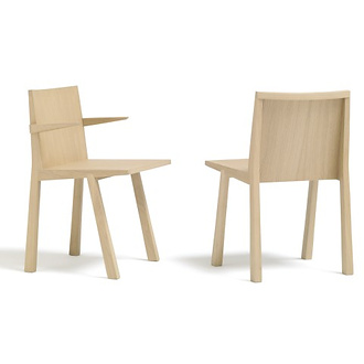 Lievore Altherr Molina Woody Chair