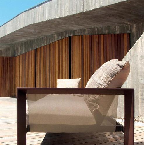Lievore Altherr Molina Sand Sofa