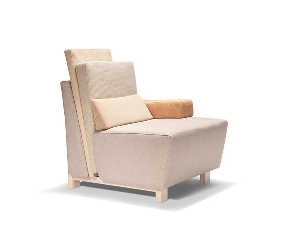 Linde Hermans The Wedge Armchair