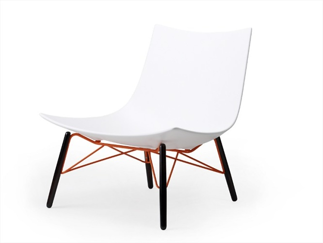 Lorenz and Kaz Luc Armchair