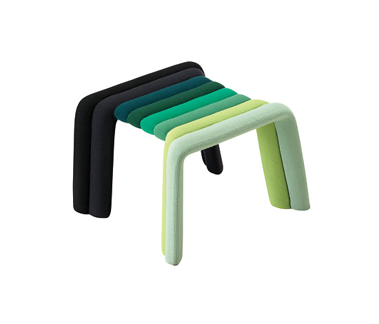 Luca Nichetto Nuance Seat - lounge