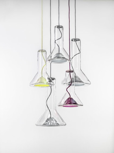 Lucie Koldova Whistle Lamp