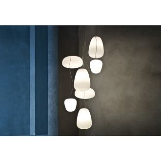 Ludovica + Roberto Palomba Rituals Suspension Lamp