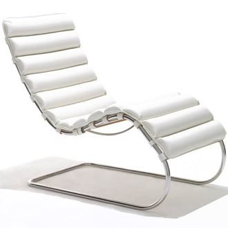 Ludwig Mies van der Rohe MR Lounge Collection