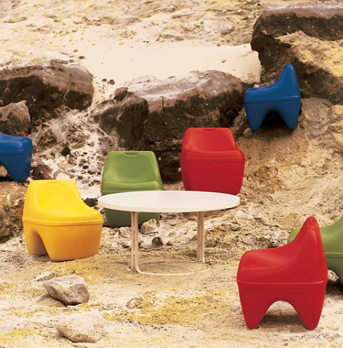Luigi Colani Colani Seating Collection