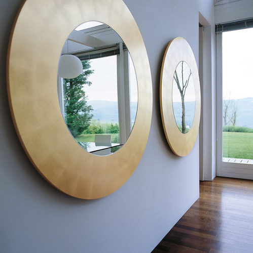 M. Dell'Orto and E. Garbin Four Seasons Mirror Collection