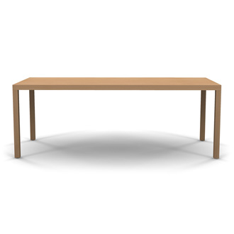Maarten Van Severen T88W Not So Basic Table