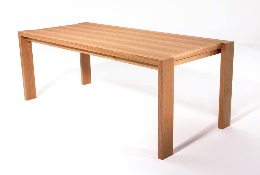 made plateau dining table. Black Bedroom Furniture Sets. Home Design Ideas
