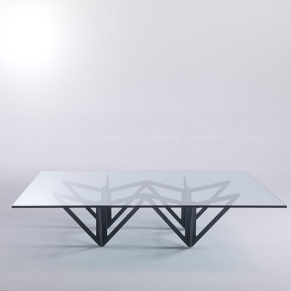 W. Mandelli and W. Selva Origami Coffee Table