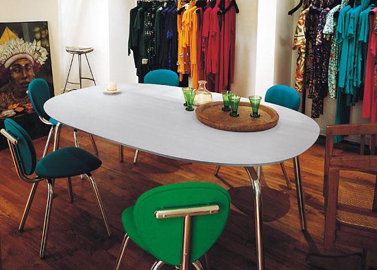 Marc Newson Sine Table