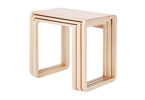 Marc Venot 1010 Nesting Tables