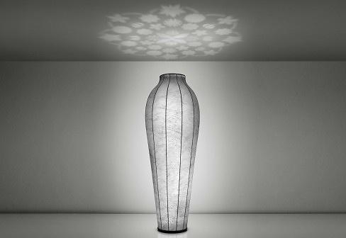 Marcel Wanders Chrysalis Floor Lamp