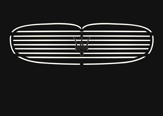 Marco Morosini Maserati Lamp