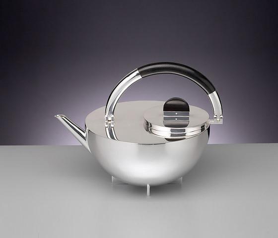 Marianne Brandt Mbtk 24 Si Bauhaus Teapot