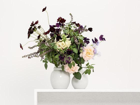 Marie Burkhard Sid & Chad Vase