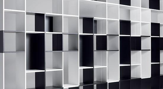 Mario Bellini Sudoku Shelving