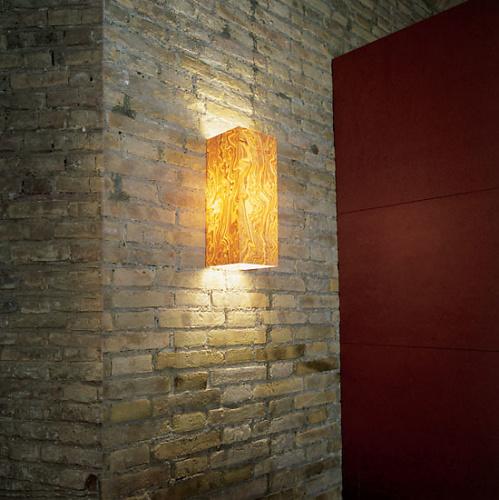 Marivi Calvo Tronchi Wall Lamp