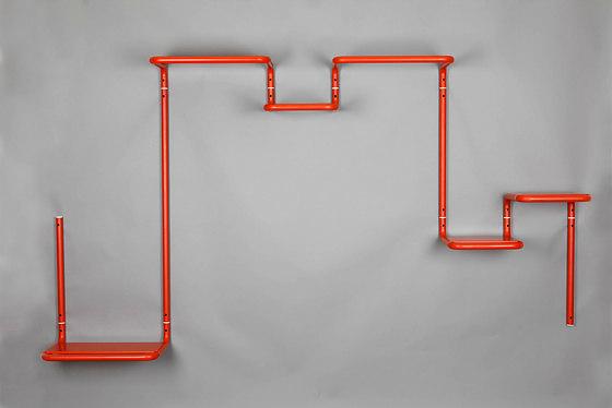 Mark Braun Floor95 Coat Rack