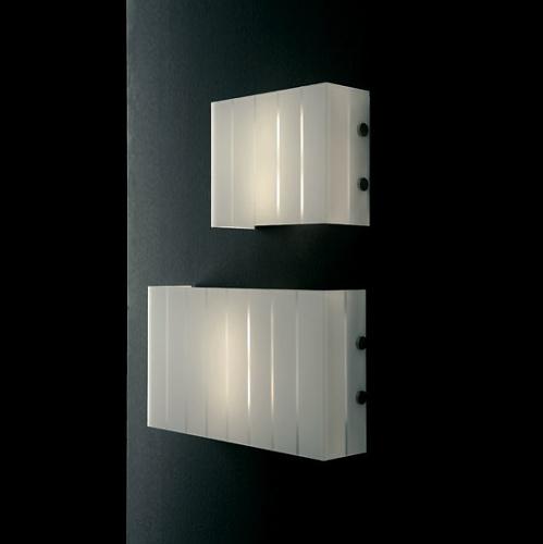 Marta Laudani and Marco Romanelli Pin Stripe Lamps