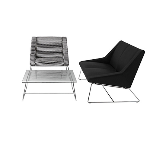 Mårten Claesson Gran Turismo Seating Collection