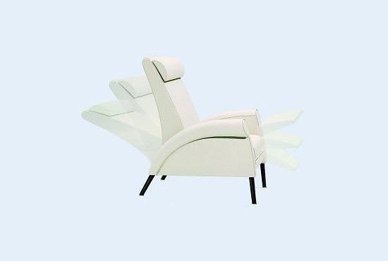 Martin Ballendat Tessa Lounge Chair