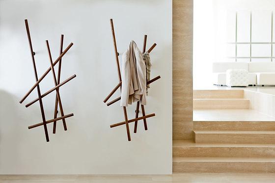 Marzia Dainelli and Leonardo Dainelli Sketch Coat Rack