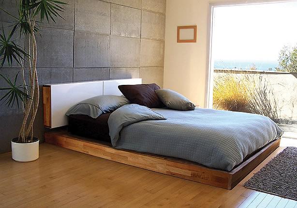 MASHstudios Platform Bed