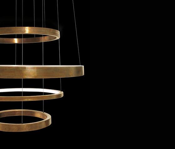 Massimo Castagna Light Ring Lamp