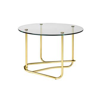Mathieu Matégot Glass Coffee Table