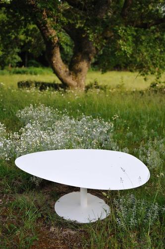 Matière Grise Galets Nest Tables