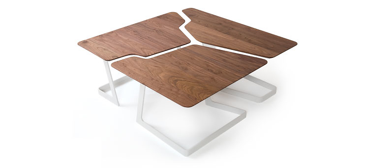 Matthew Hilton Fracture Coffee Table