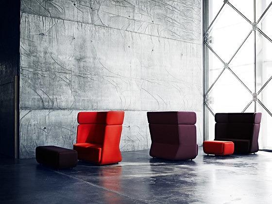 Matthias Demacker Basket Seating Collection