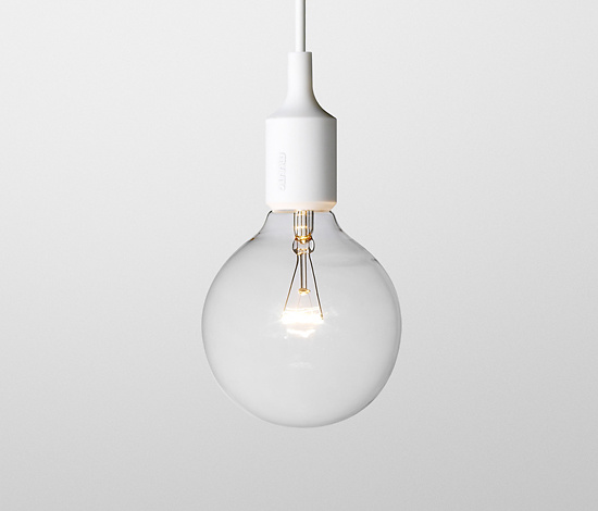 Mattias Ståhlbom E27 Socket Pendant Lamp