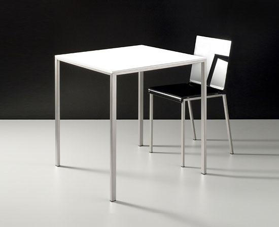 Maurizio Peregalli Mini Tavolo Inox Dining Table