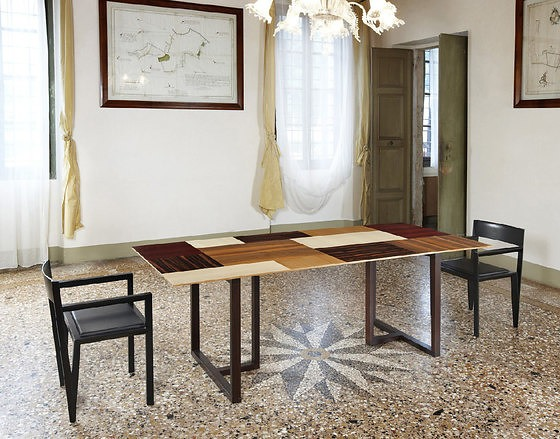 Maurizio Duranti Patchwork Table Collection