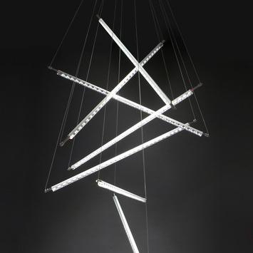 Maurizio Ferrari Ixion Lamp