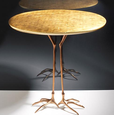 Meret Oppenheim Traccia Table