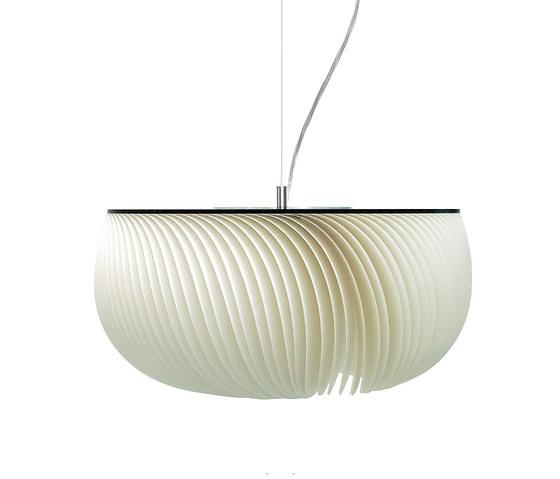 Michael Römer and Anja Eder Moonjelly White Pendant Lamp