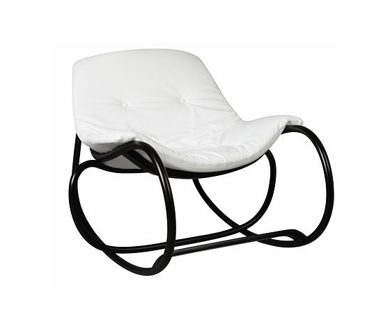 Michal Riabic Wave Rocking Chair