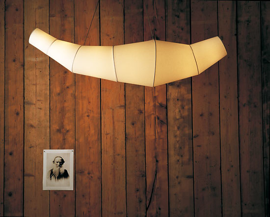 Michele De Lucchi and Alberto Nason Giona Lamp