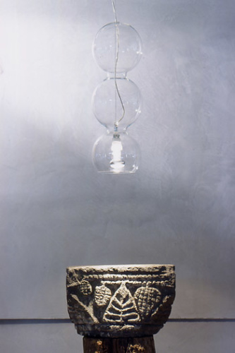 Michele De Lucchi and Aya Matsukaze Trelissi and Trepalle Lamp