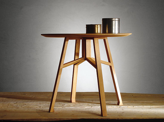 Michele De Lucchi and Davide Angeli Benedetto Table