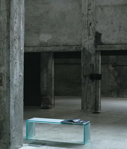 Michele De Lucchi Triennale Bench